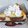 Thumbnail image for Ibarra Mexican Chocolate Swirl Cheesecake from Grace-Marie's Kitchen at Bristol Farms