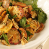 Thumbnail image for Chicken and Potato Crisp Salad with Watercress