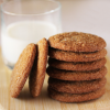 Thumbnail image for Gingersnap Cookies