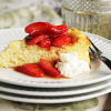 Thumbnail image for Strawberry Glazed Italian Ricotta Cheesecake from Grace-Marie's Kitchen at Bristol Farms