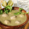 Thumbnail image for Tomatillo Albondigas Soup & Two Tomatillo Tales