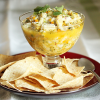 Thumbnail image for White Fish Ceviche with Peruvian Aji Amarillo Peppers Marinated in Lime Juice and Ginger