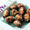 Thumbnail image for Bacon Wrapped Dates with Chorizo & Goat Cheese Plus Beautiful Christmas Bokeh