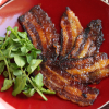 Thumbnail image for Mango-Glazed Bacon