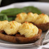 Thumbnail image for Mushroom Stuffed Duchesse Potato Skins