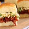 Thumbnail image for Spicy Korean BBQ Turkey Sliders with Sesame Ginger Slaw