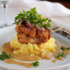 Thumbnail image for Baked Chicken with Sauce Soubise