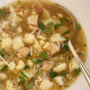Thumbnail image for Cauliflower & Chicken Soup with Rosemary