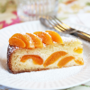 Thumbnail image for Springtime Apricot Cake at Grace-Marie's Kitchen