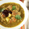 Thumbnail image for Chile Verde with Pork & Ancho Chile Sauce