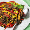 Thumbnail image for Thai Beef Salad from Patricia Rose at Fresh Food in a Flash Cooking Class