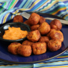 Thumbnail image for Pecorino Potato Pops with Smokey Chipotle Sauce