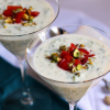 Thumbnail image for Cold Cucumber Soup with Tomato and Pistachio