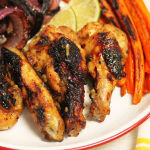 Thumbnail image for Mojito Grilled Lime Chicken Wings