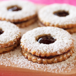 Thumbnail image for Linzer Cookies with Raspberry Jam