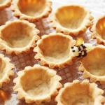 Thumbnail image for Mini Tartlet Shells, Food Art & an Optical Illusion