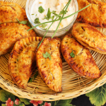 Thumbnail image for Holiday Sweet Potato and Turkey Empanadas from Grace-Marie's Kitchen at Bristol Farms