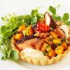 Thumbnail image for Blackened Salmon Tarts With Mango Salsa