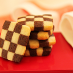 Thumbnail image for Black and White Checkerboard Cookies