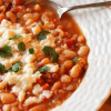 Thumbnail image for Chorizo & White Bean Soup with Queso Fresco