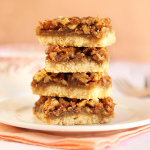 Thumbnail image for Maple Pecan Pie Bar Cookies