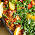 Thumbnail image for Sizzlin' Spanish Paella with Chicken & Chorizo from Grace-Marie's Kitchen at Bristol Farms