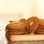 Thumbnail image for White Chocolate Chunk and Pecan Cookies