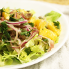 Thumbnail image for Valencia Salad with Oranges, Serrano Ham and Manchego Cheese from Grace-Marie's Kitchen