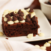 Thumbnail image for Really, Really Good Brownies ~ Bourbon-Doused with Black & White Icing