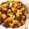 Thumbnail image for Black Rice, Butternut Squash, Orange & Cashew Salad and Two Science Experiments