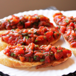 Thumbnail image for Tomato Bruschetta