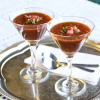 Thumbnail image for Cool Watermelon and Hatch Chile Gazpacho ~ From Grace-Marie's Kitchen at Bristol Farms