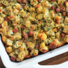 Thumbnail image for Shrimp & Ham Cornbread Stuffing