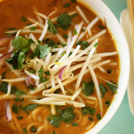 Thumbnail image for Thai Curry Chicken Noodle Soup