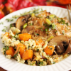 Thumbnail image for Spinach Spaetzle & Butternut Squash Casserole From Grace-Marie's Kitchen at Bristol Farms