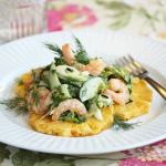 Thumbnail image for Brunch Roasted Shrimp & Pineapple Salad from Grace-Marie's Kitchen and A 20 Year Anniversary