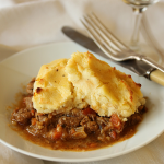Thumbnail image for Lamb Shepherd's Pie & Parmesan Ricotta Potatoes