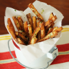 Thumbnail image for Oven Roasted Fries with Garlic Butter & Parmesan