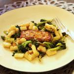 Thumbnail image for Ricotta Parmesan Gnocchi & Brown Butter Broccoli