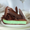 Thumbnail image for Grasshopper Cream Cheese Pie