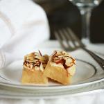 Thumbnail image for Almond Fantasy Bar Cookies