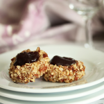 Thumbnail image for Thumbprint Cookies with Pecans & Raspberry Jam