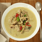 Thumbnail image for Green Curry with Chicken & Thai Eggplant