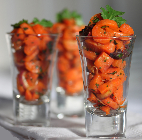 Post image for Carrot Salad with Moroccan Spices