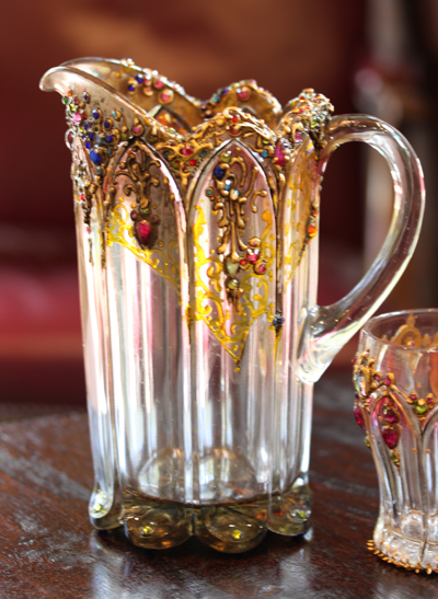 Barbara-Schaefer-Jeweled-Pitcher