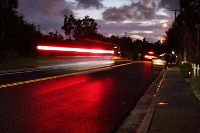 Night - Time Exposure