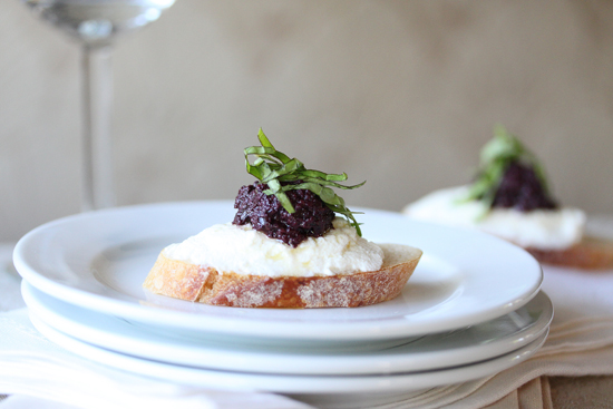Post image for Kalamata Olive Tapenade and Osteria Mozza