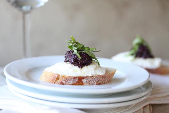 Post image for Kalamata Olive Tapenade and Osteria Mozza