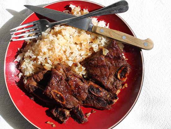 Post image for Korean-Style Marinated Beef