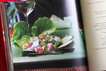 Linda Steidel - Salad Photo